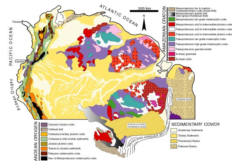 Sedimentary record and climatic history significance Scientific